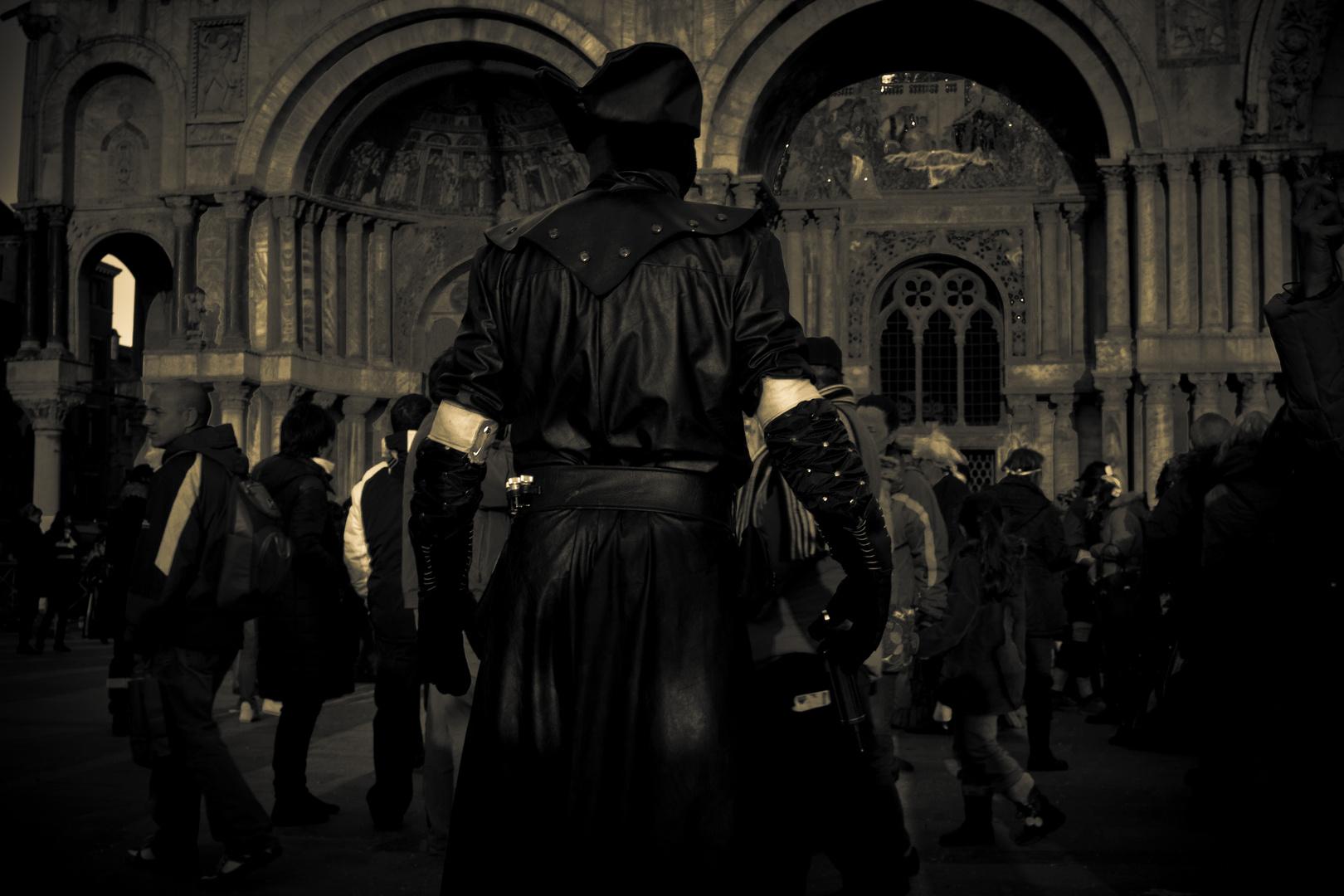 Plague doctor @ Carnevale di Venezia 10