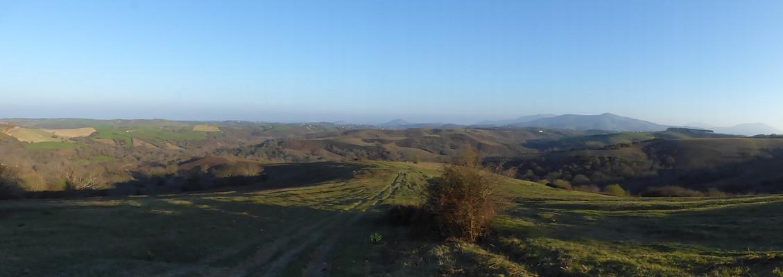 plaine du pays basque