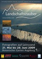 """Plakat """"Landschaftszauber"""""""