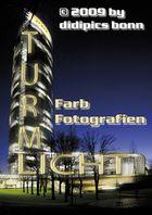Plakat Lichtturm