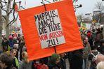 Plakat: MAPPUS ... TUER ZU ! Stuttgart 19.2.2011 +6Fotos