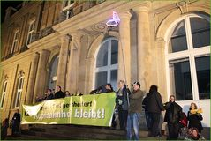 Plakat S21 KLO Stuttgart K21 - 5.11.2012