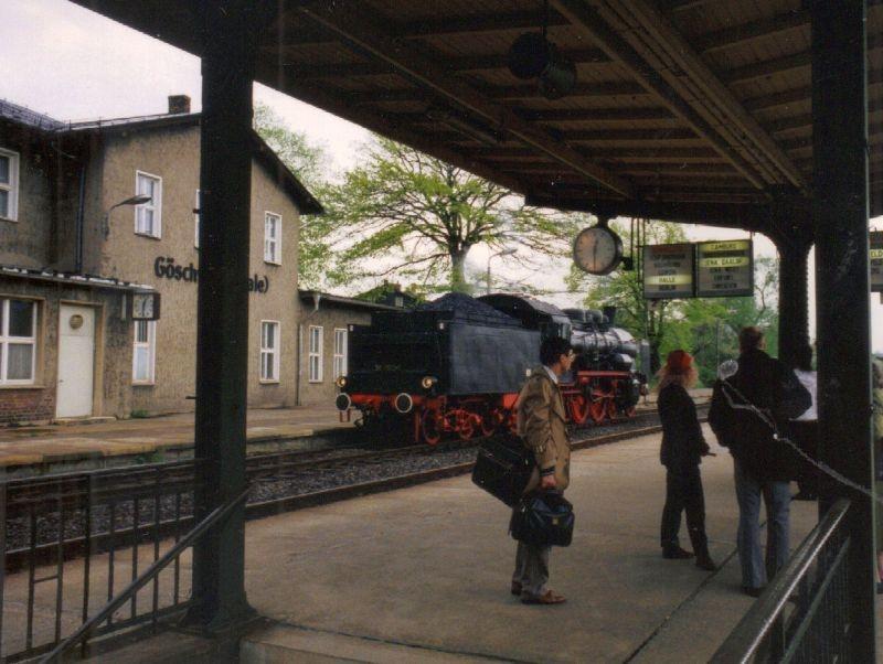 Plandampf 1993 Göschwitz an der Saale Teil 1