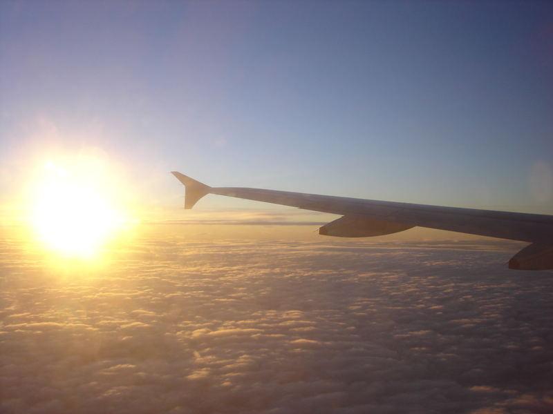 Plane sailing...