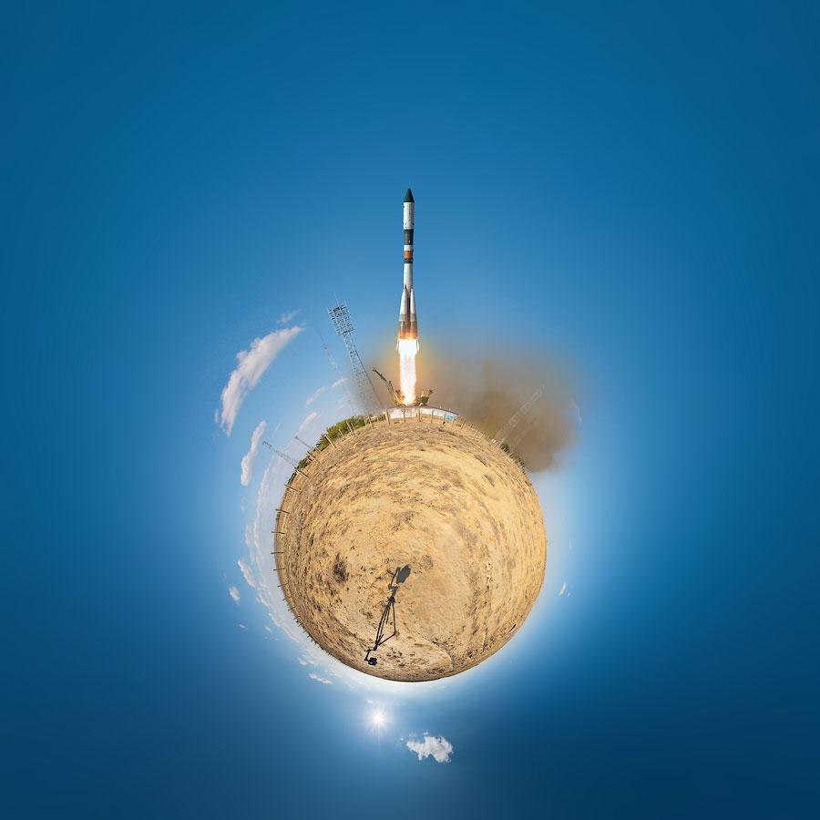 Planet of Baikonur