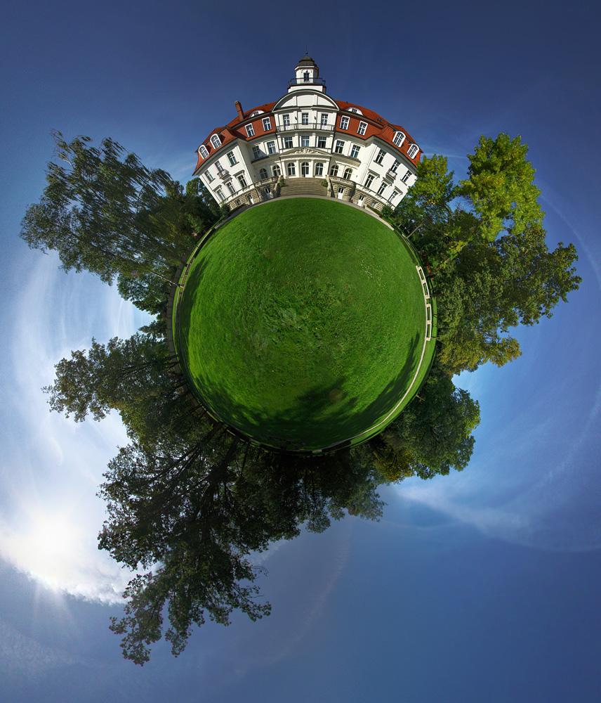 Planet Schloss Genshagen