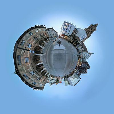Planet Ulm, Neue Strasse