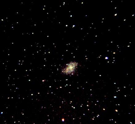 Planetarischer Nebel im Sternbild Stier