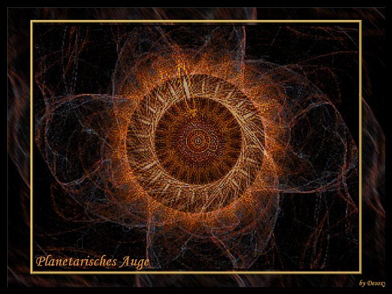 Planetarisches Auge