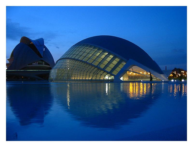 Planetarium in Valencia