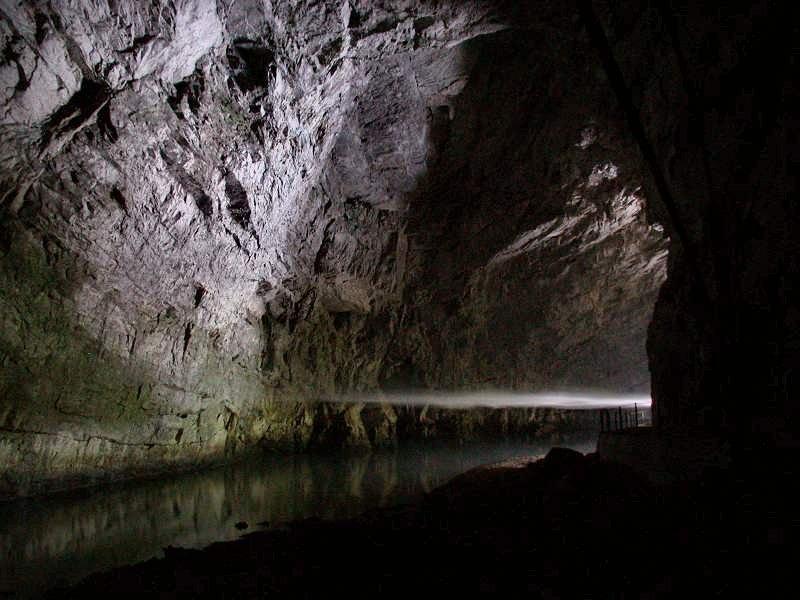 Planinska Jama, Slowenien