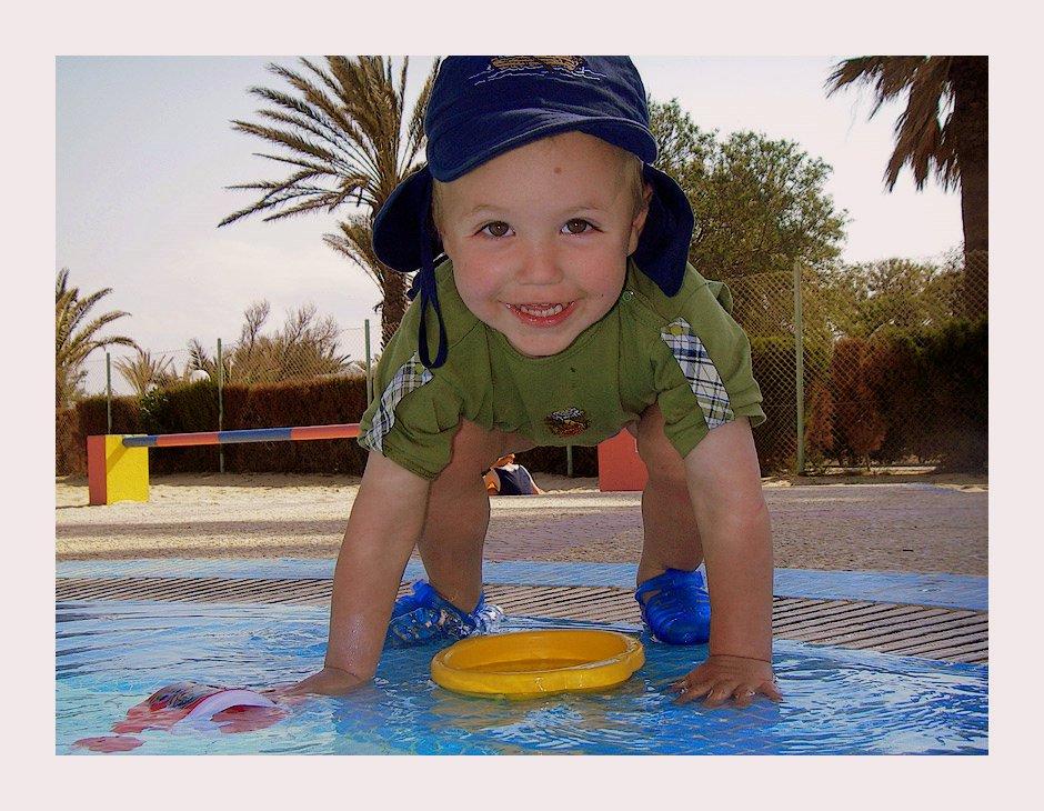 Plansch Baby :-)