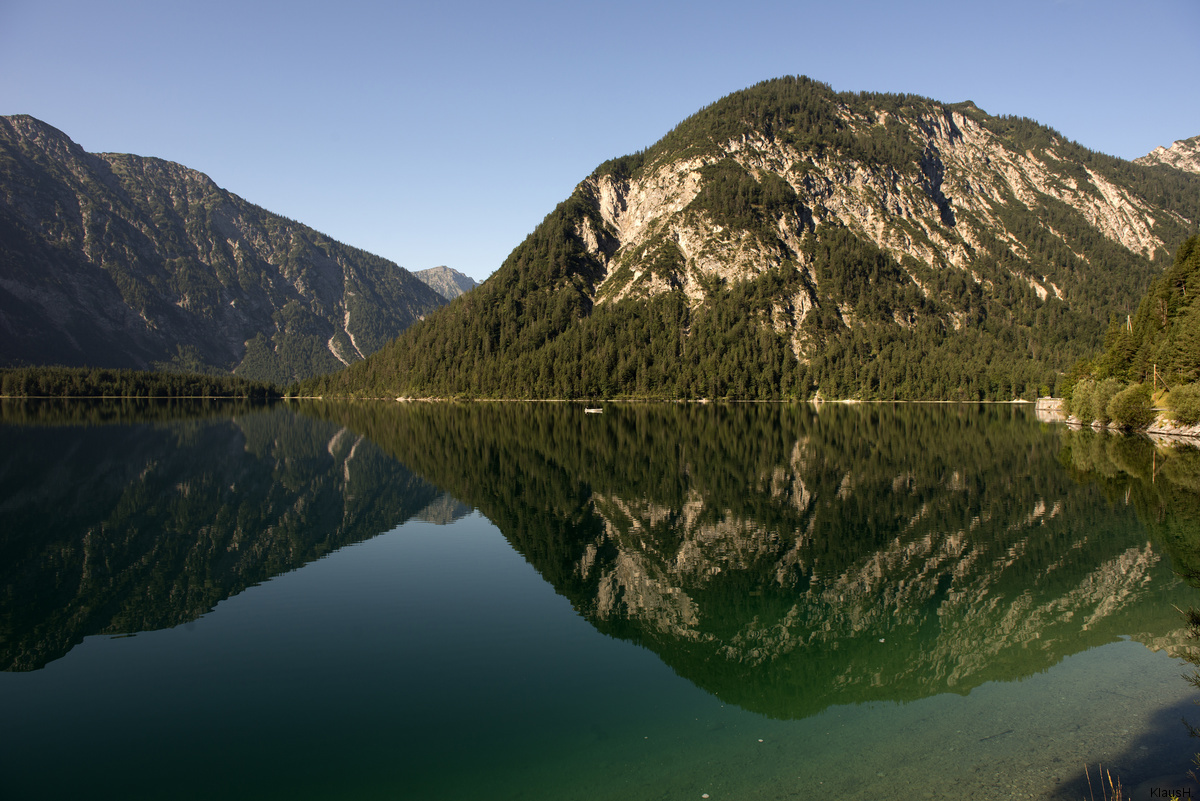 ~ Plansee am Morgen ~
