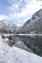 Plansee im Winter