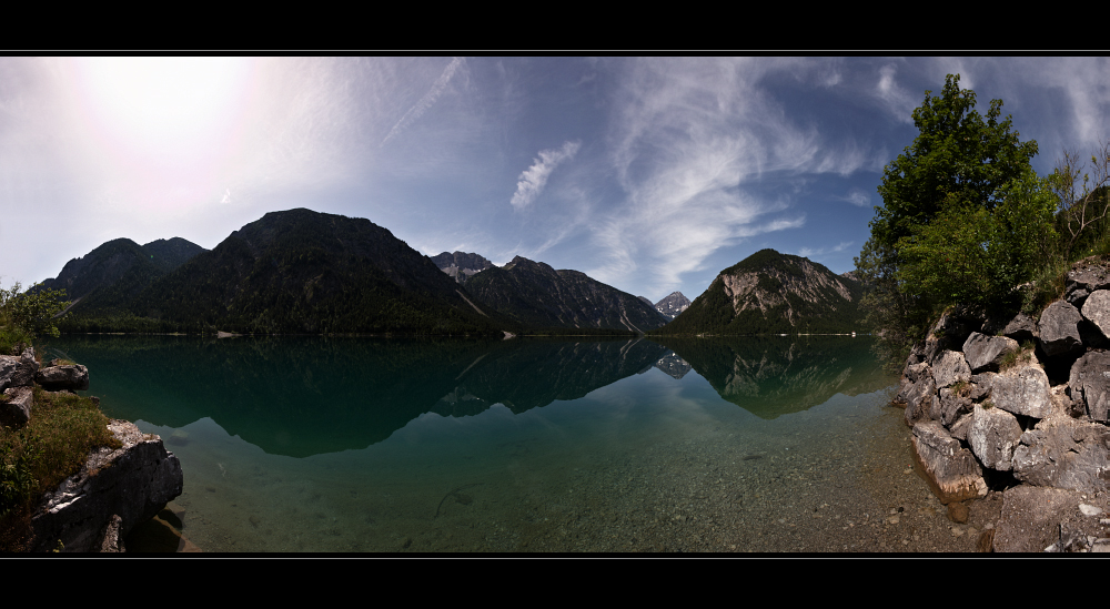 Plansee Panorama