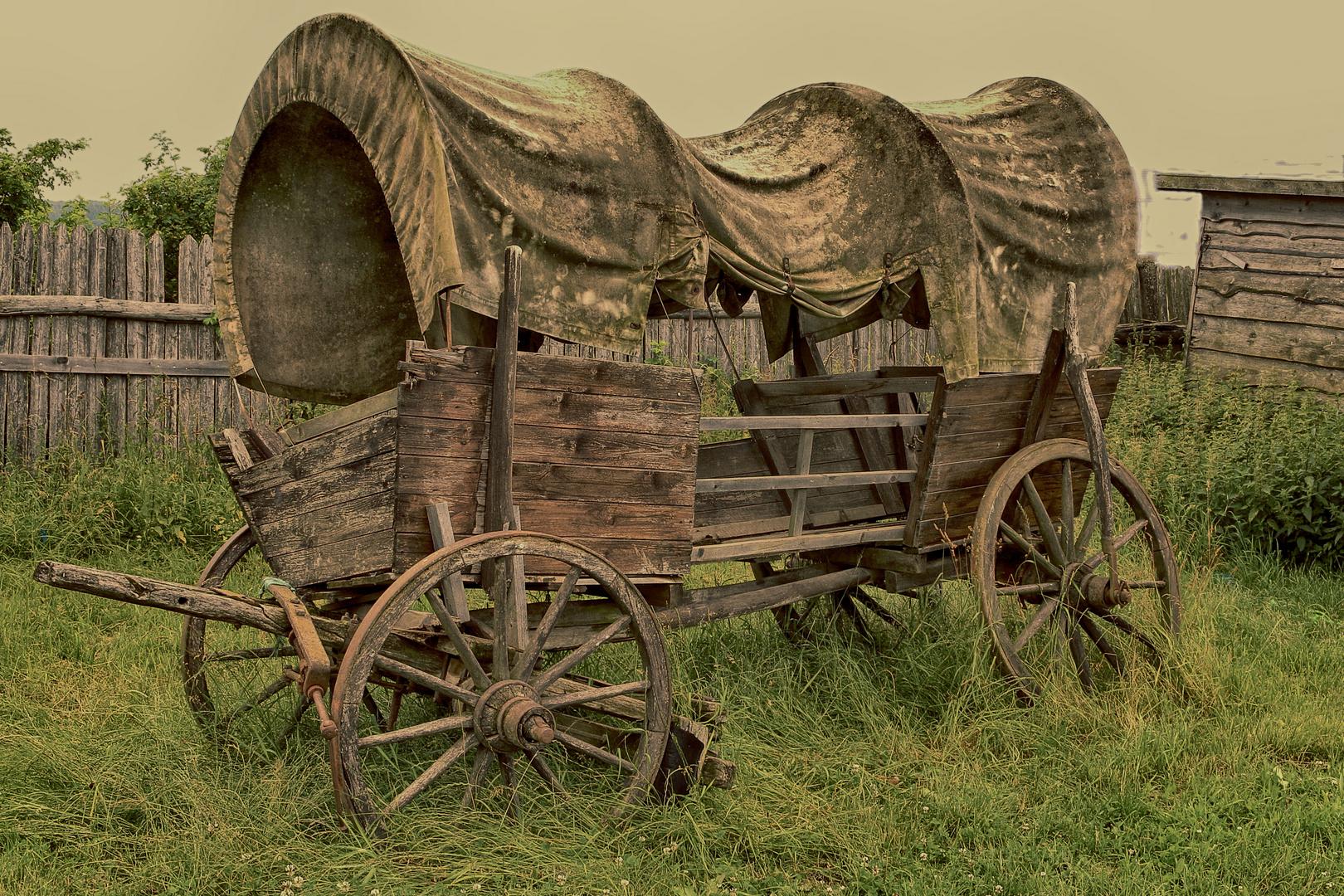 Planwagen Artefakt