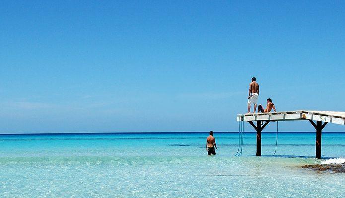 Platja des ses Illetes - Formentera