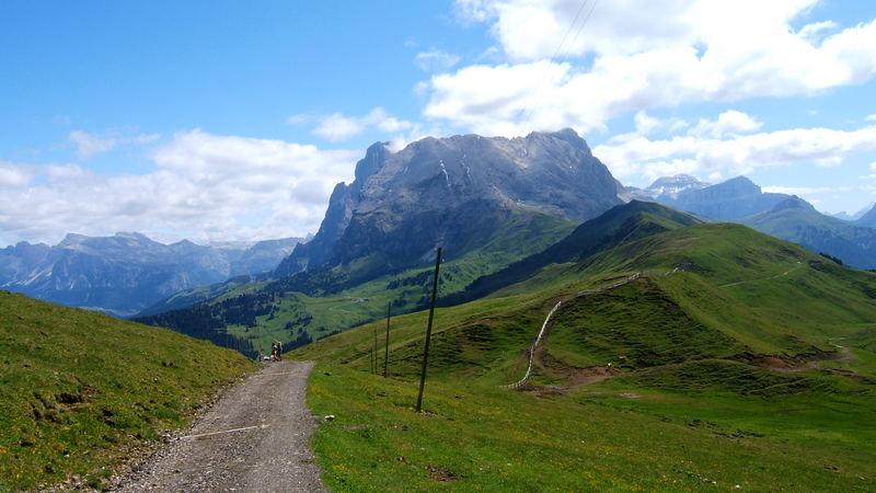 Plattkofel - Dolomiten