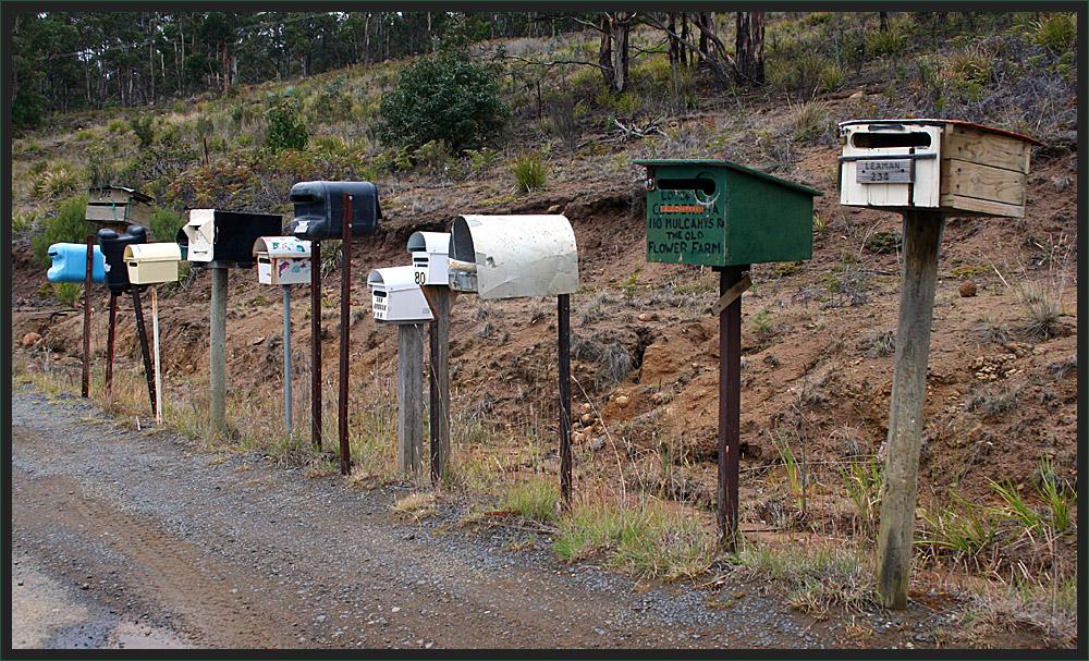 Platz für Post