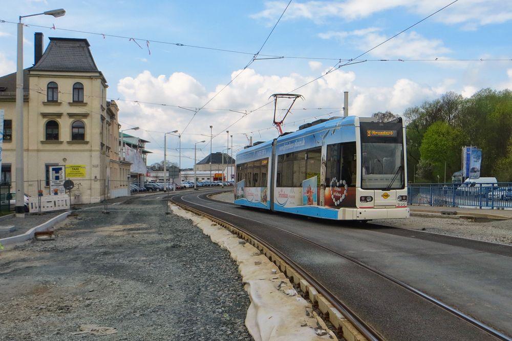 PLauener Straßenbahn