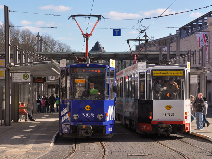 Plauener Straßenbahn V
