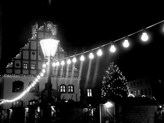 Plauener Weihnachtsmarkt
