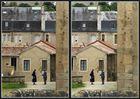 Plausch in Poitiers [3D]