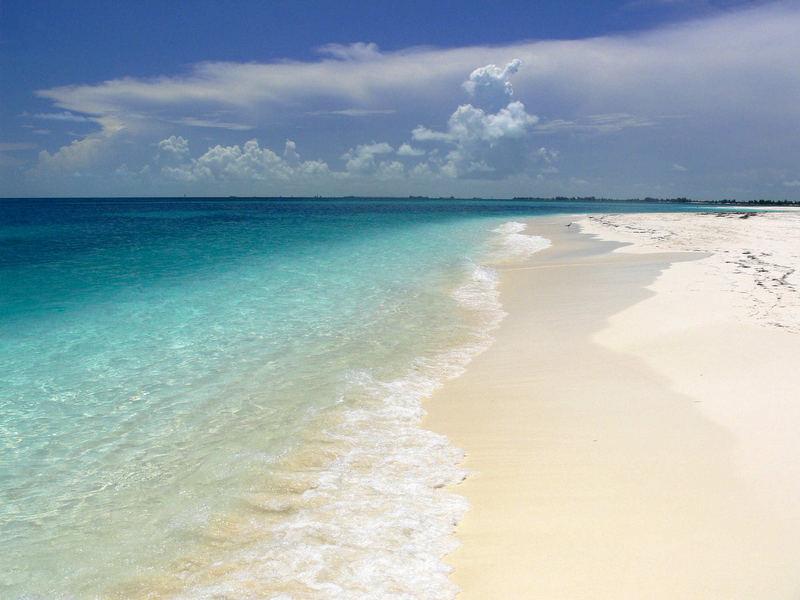 playa blanca, cayo largo, cuba