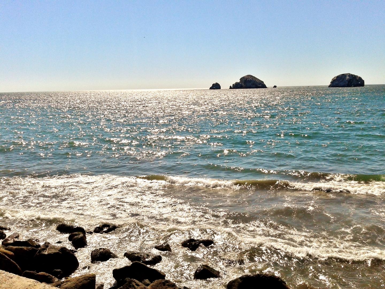 Playa centenaria