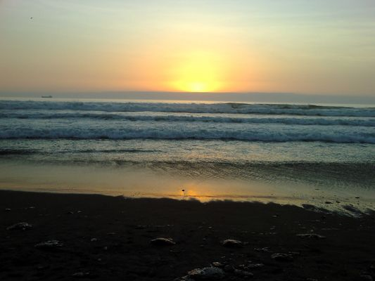 Playa CHINCHORRO - Arica
