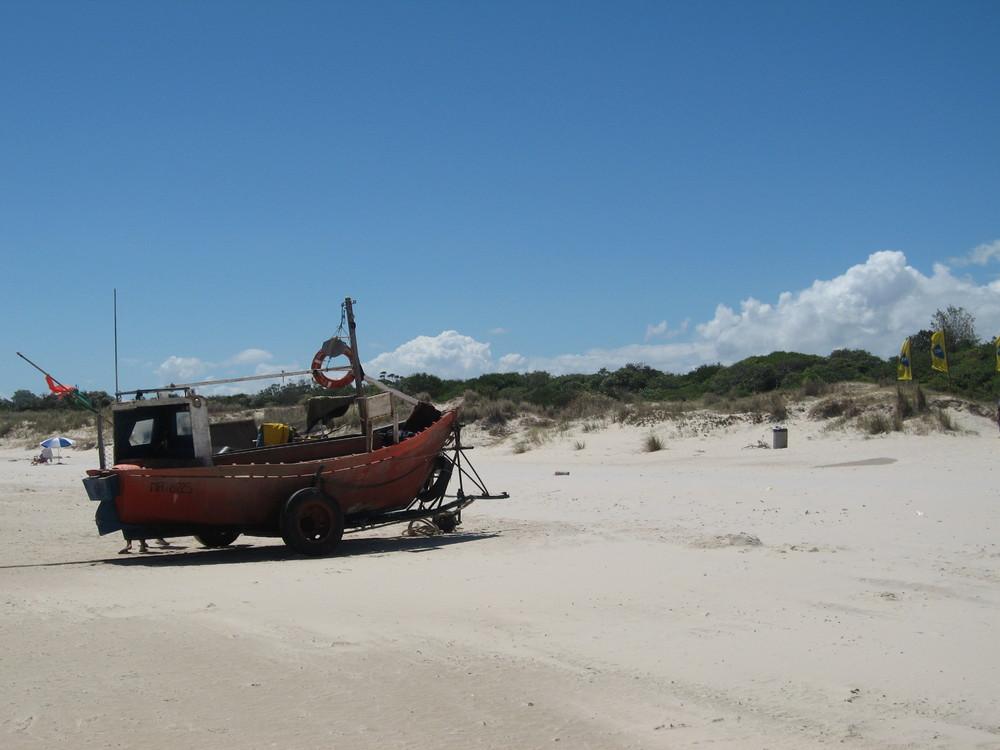 Playa de Araminda - Uruguay