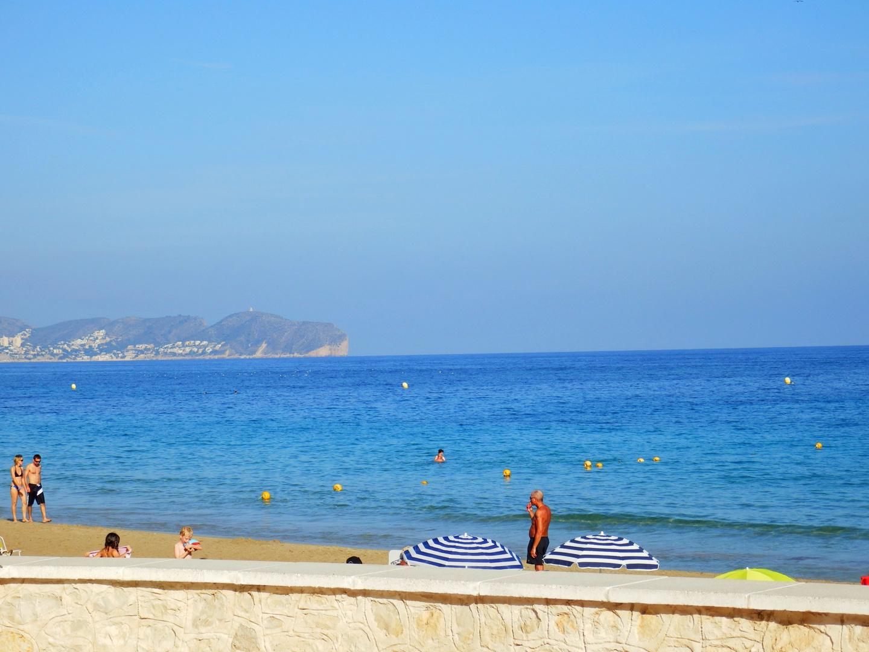 Playa de Calpe - Strand von Calpe