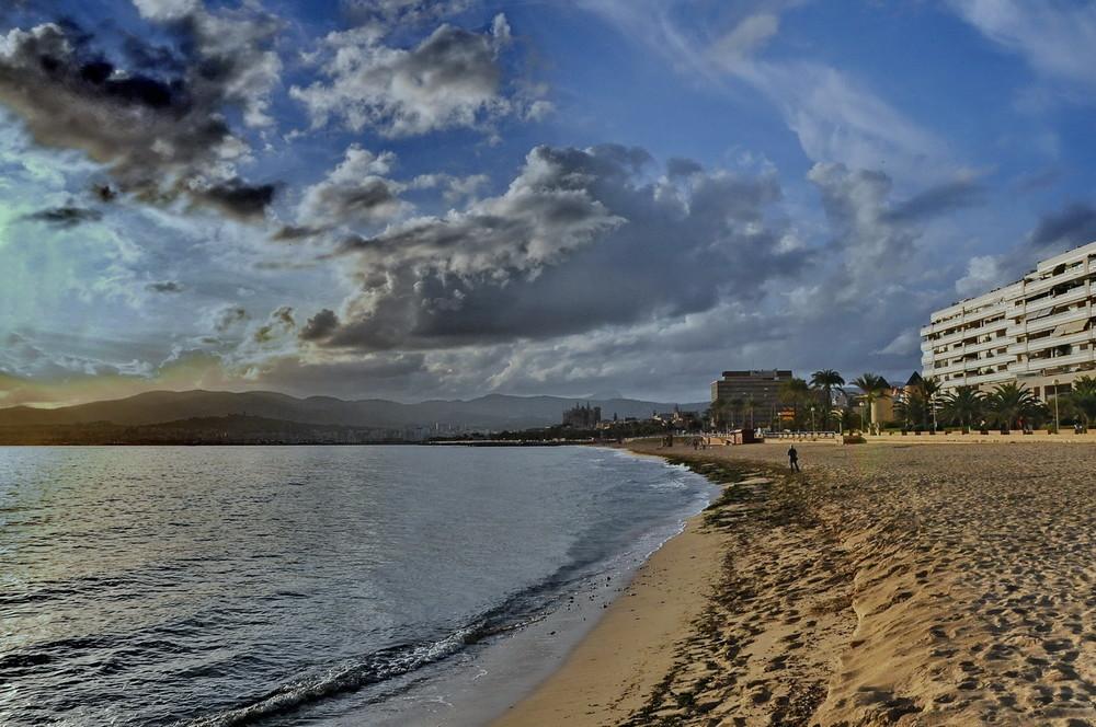 Playa de can 39 pere antoni palma de mallorca imagen foto - Fotografia palma de mallorca ...