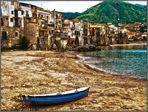 Playa de Cefalú (Sicilia)