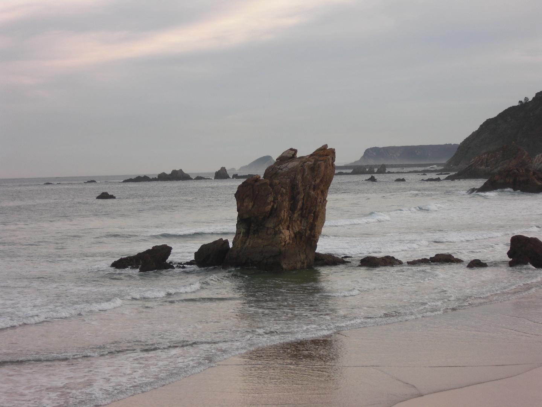 playa de cudillero(ASTURIAS)