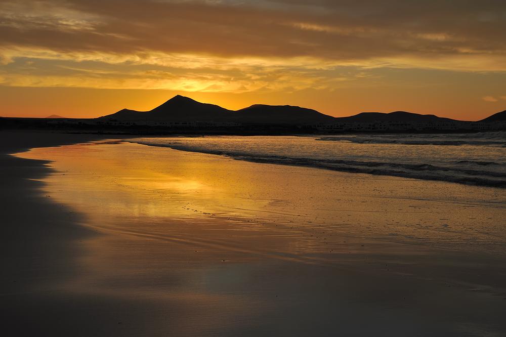 *Playa de Famara*