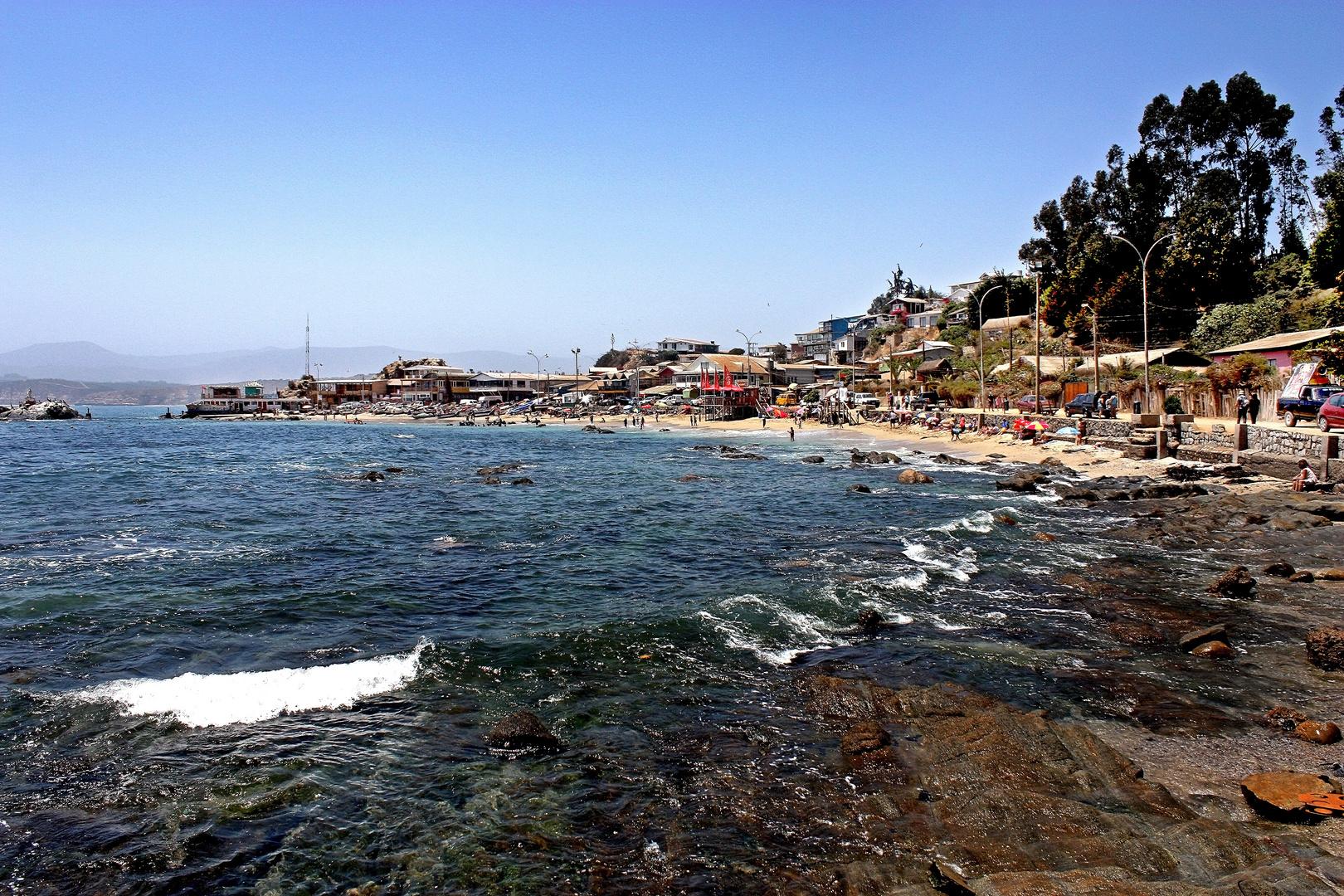 Playa de Horcón