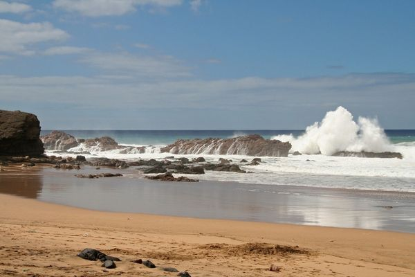 Playa de Jarubio