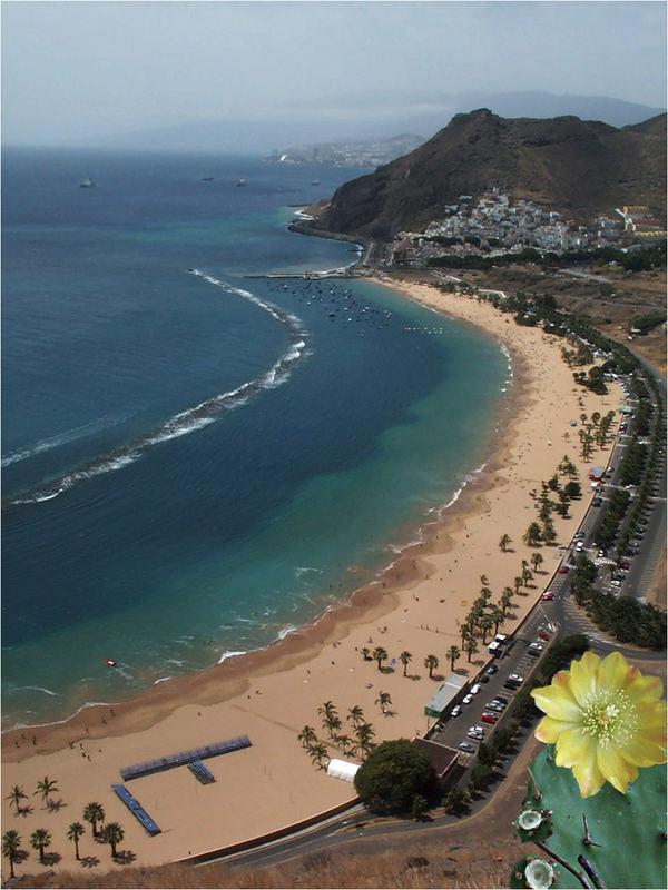 """Playa de las Americas """"Strand"""""""