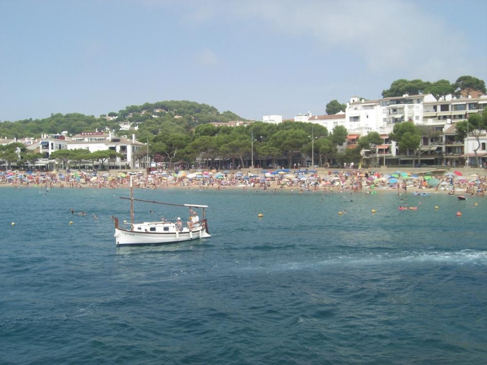 Playa de Llafranch