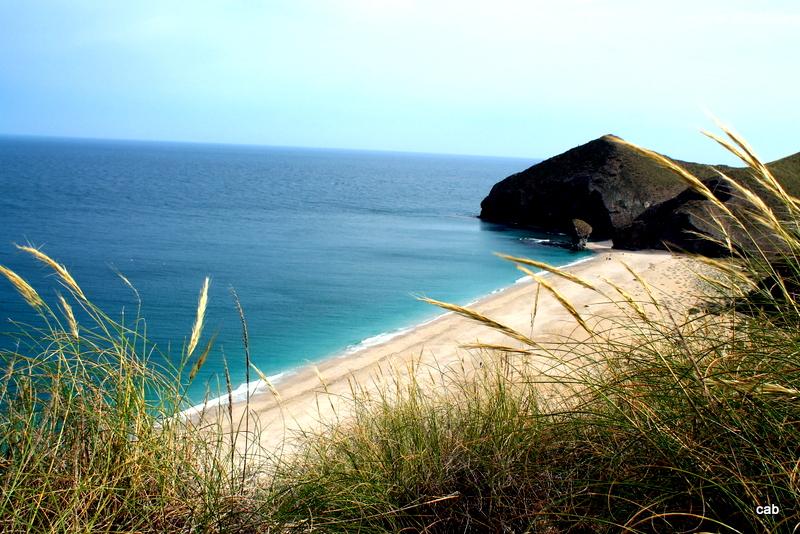 playa de los muertos....carboneras,,almeria