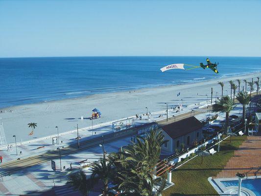 Playa de Mucha vista - Campello Alicante