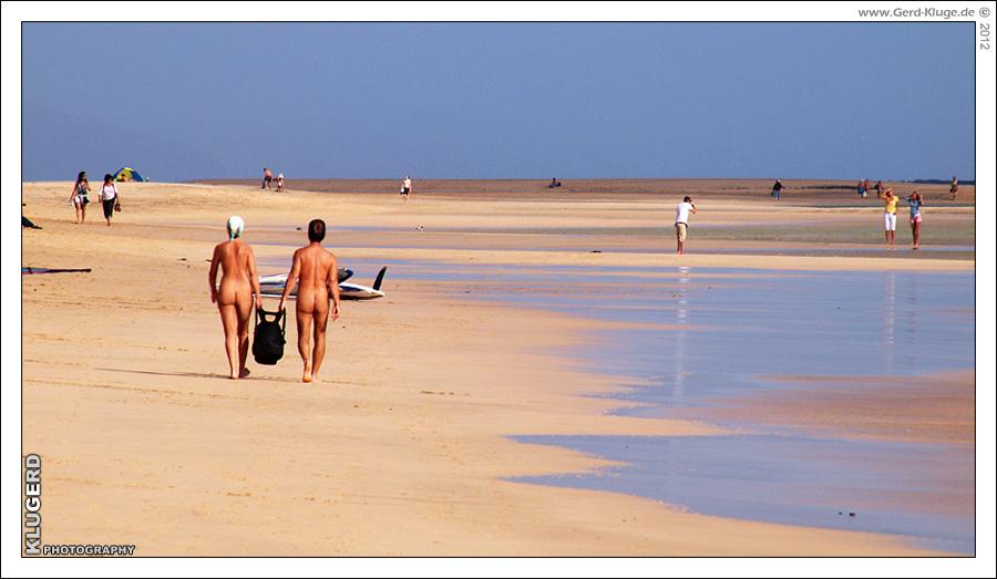 FKK Strand an der Ostsee: Übersichtskarte der FKK-Strände