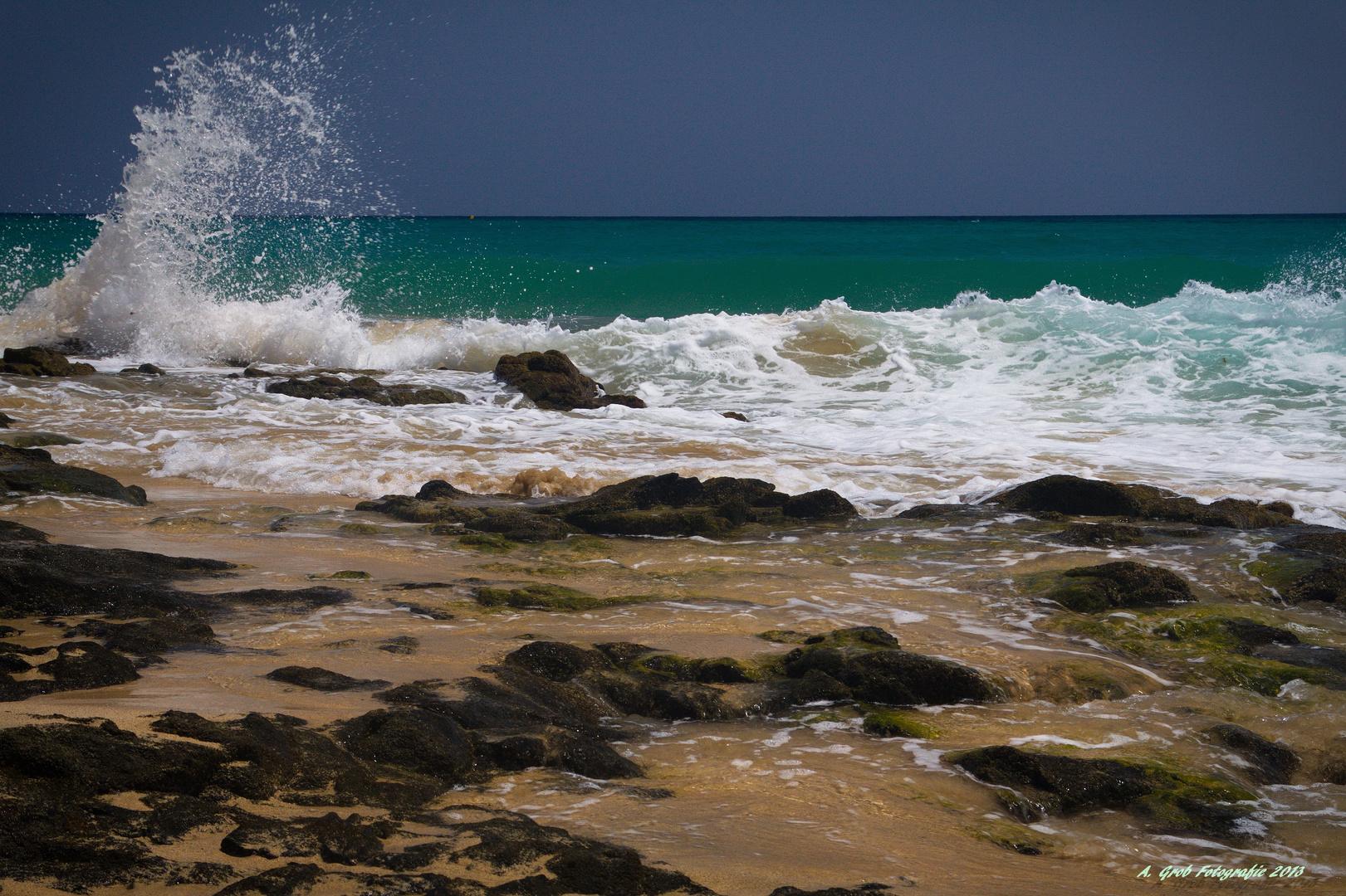 Playa de Sotavento de Jandia I