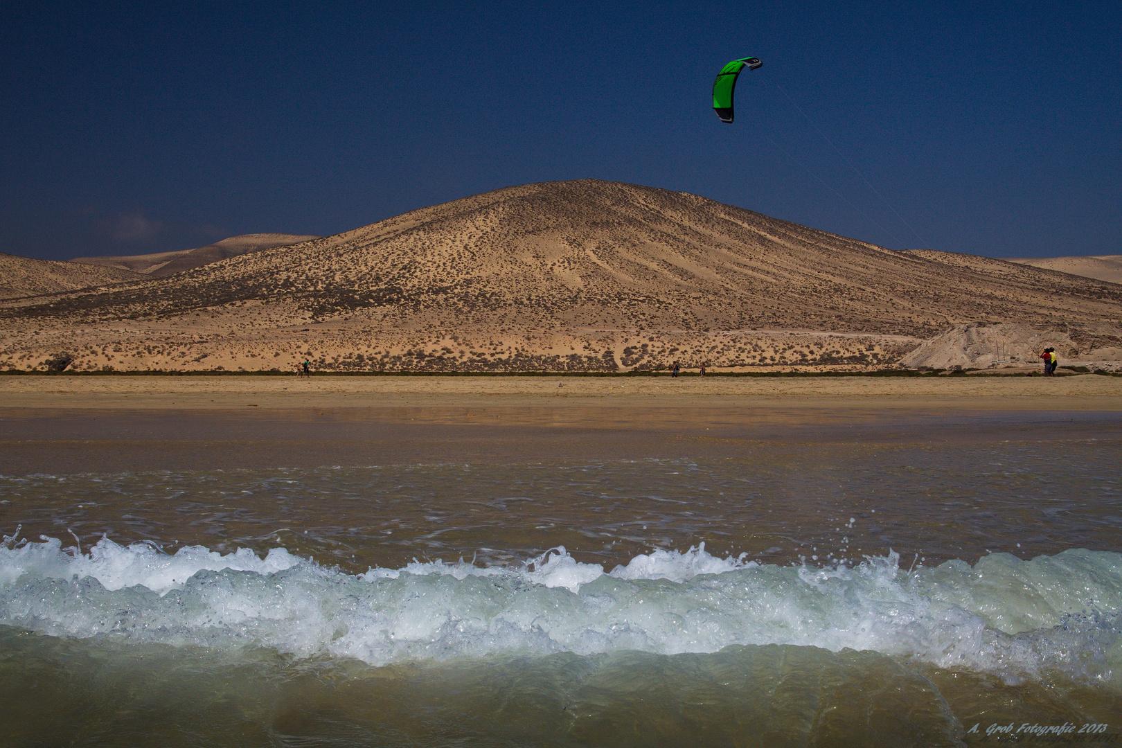 Playa de Sotavento de Jandia II