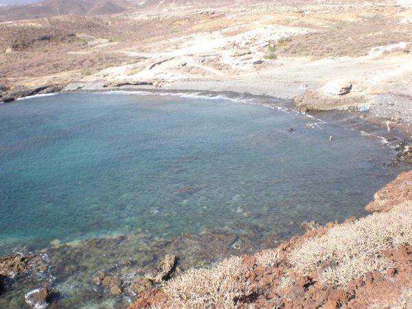 Playa de Tenerife.