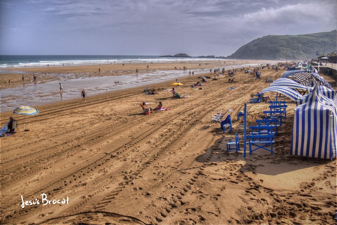 Playa de Zaraut (I)