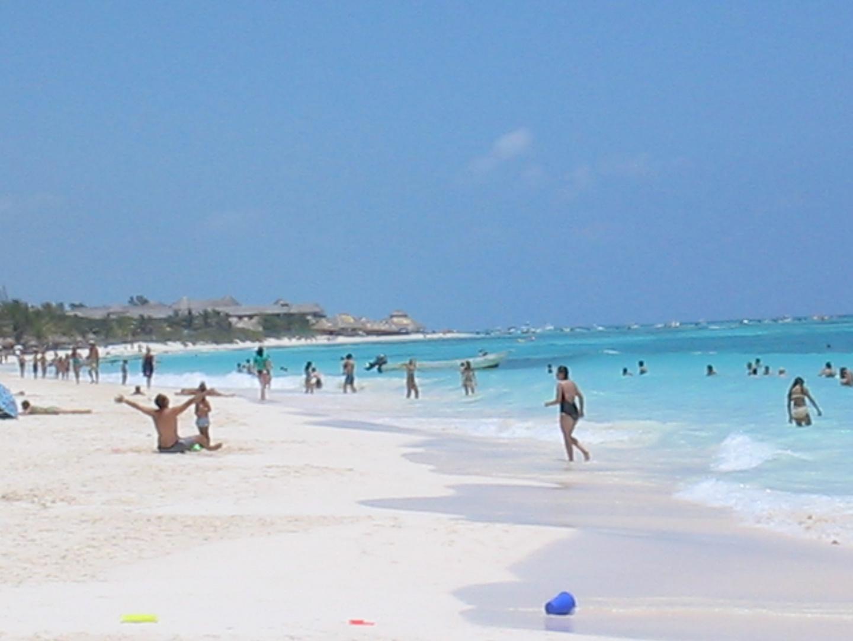 Playa del Carmen 4 Traumstrand