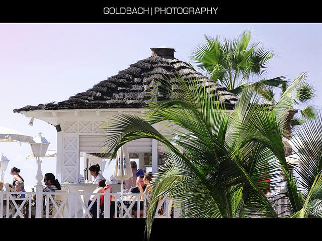 Playa del Duque - Tenerife - Beach Restaurant