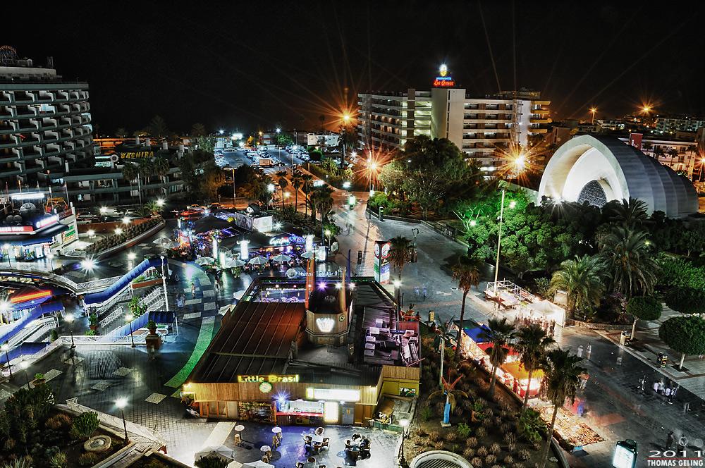 Maspalomas Beach Restaurants